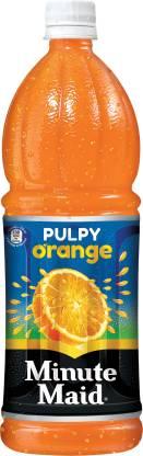 Minute Maid Pulpy Orange (1 L) – Bisarga Online Supermarket India
