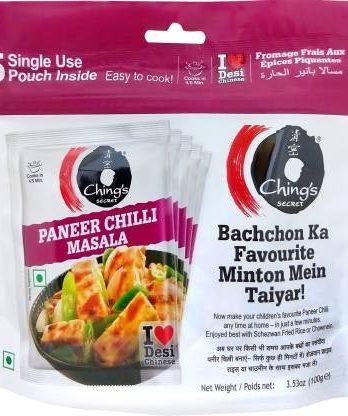 Ching's Secret Paneer Chilli Masala  (100 g)