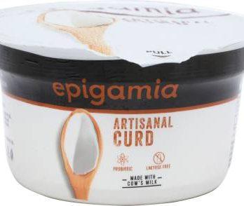 EPIGAMIA Artisanal Plain Curd (150 g) – Bisarga Online Supermarket India