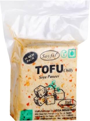 Soyfit Garlic Pepper Tofu  (200 g)