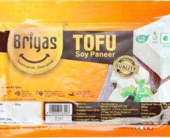 Briyas Soy Paneer Tofu  (200 g)