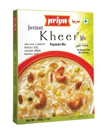 Priya Mix – Kheer, 200 g Carton