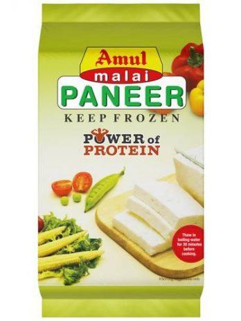 Amul Malai Paneer – Block, 1 kg Carton