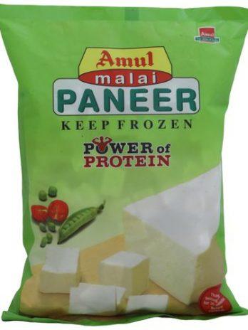 Amul Malai Paneer – Cubes, 1 kg Pouch