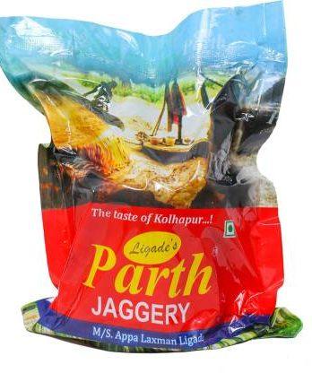 parth Kolhapur Block Jaggery  (450 g)