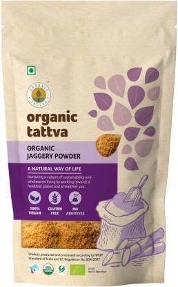 Organic Tattva Powder Jaggery  (500 g)