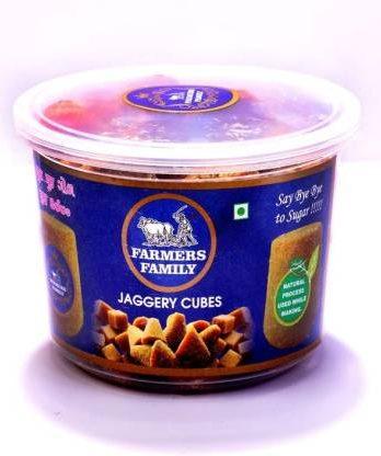 Farmers Family Block Jaggery  (500 g)